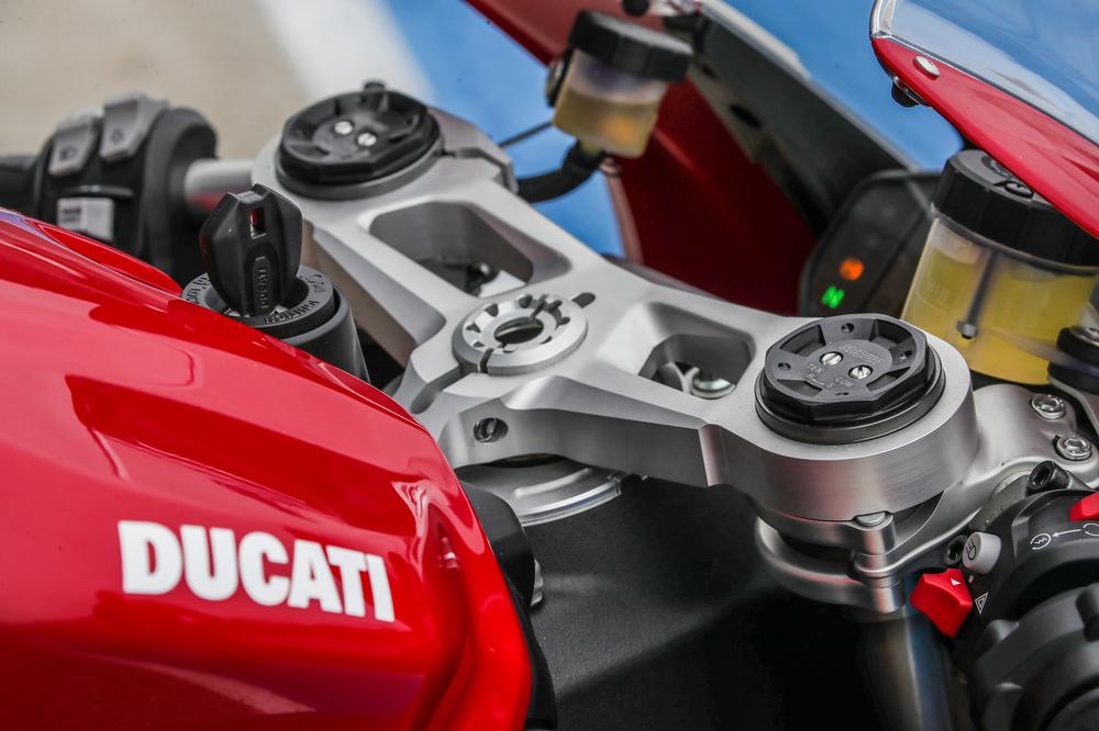 Tija de la Ducati Panigale V2 2020