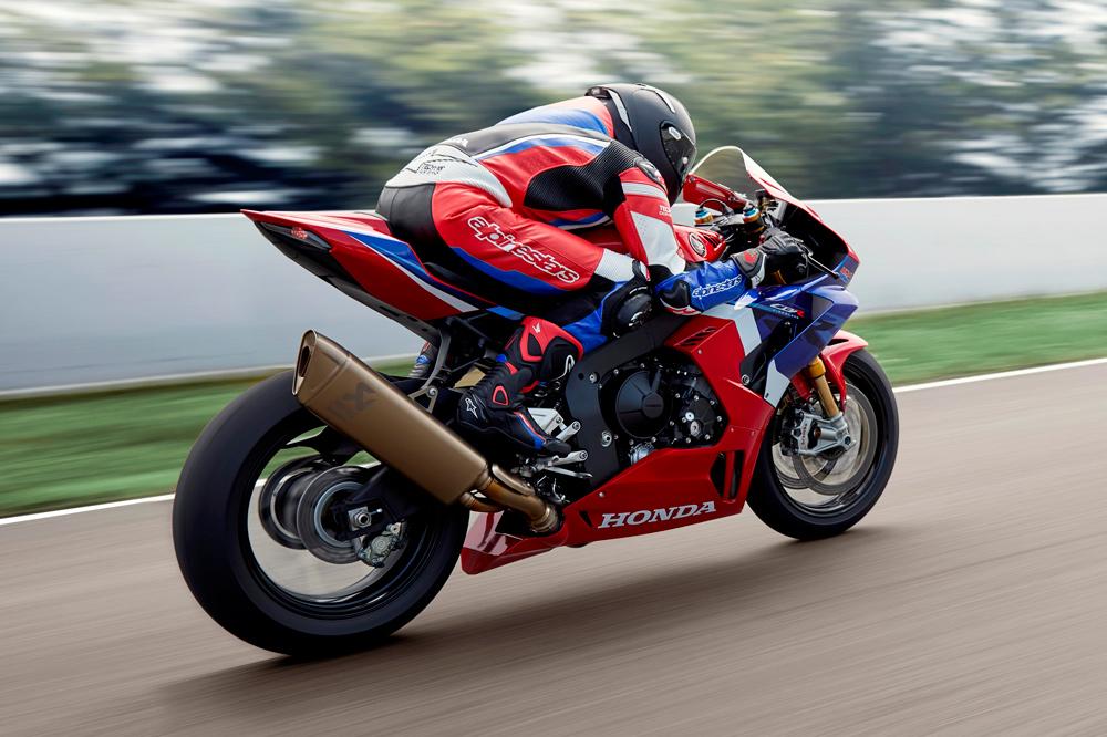 Vendo Honda CBR 1000 RR-R Fireblade SP (2020) nuova a