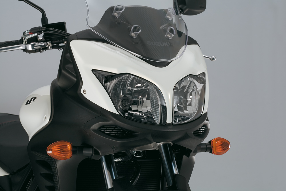 Suzuki V DL 650 V Strom 2012