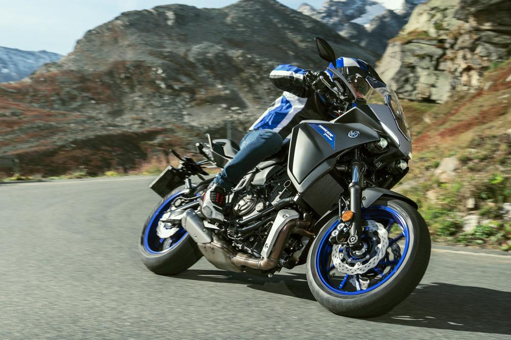 La Yamaha Tracer 700 es una moto polivalente, válida para e uso diario o para emprender largos viajes