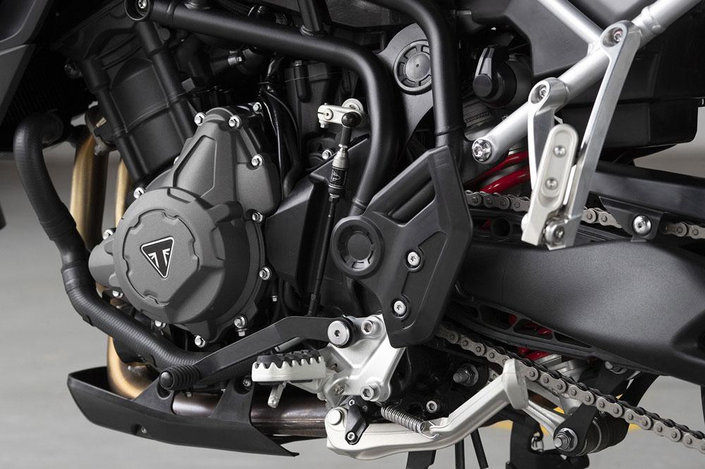 Triumph Tiger 900 Motor