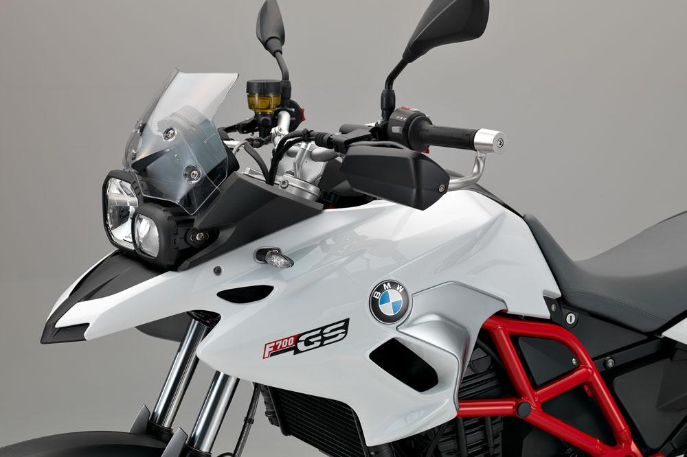 BMW F 700 2016 detalle