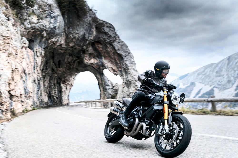 Ducati Scrambler Sport PRO