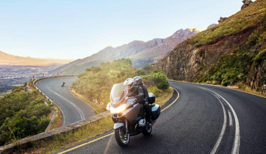 Planifica tu viaje en moto antes de salir