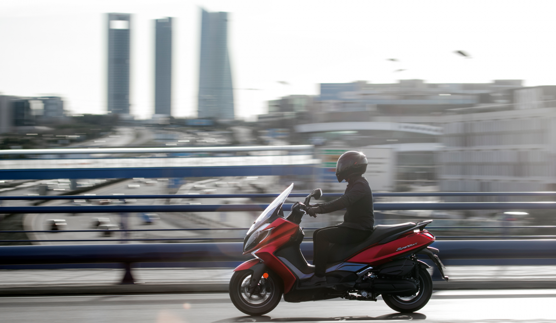 Las motos de segunda mano más vendidas en enero de 2020
