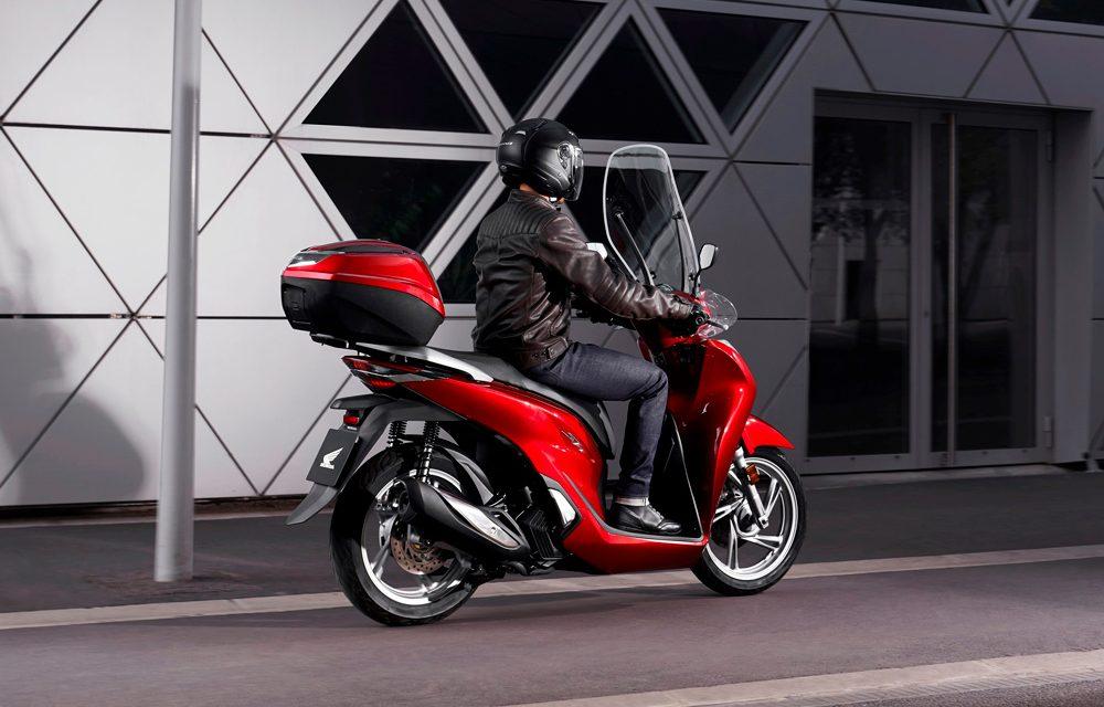 Honda Scoopy SH125i 2020