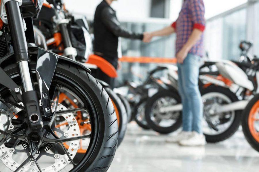 garantía en compra de moto nueva