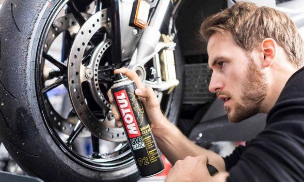 Consejos de mantenimiento si vas a tener tu moto parada durante un tiempo