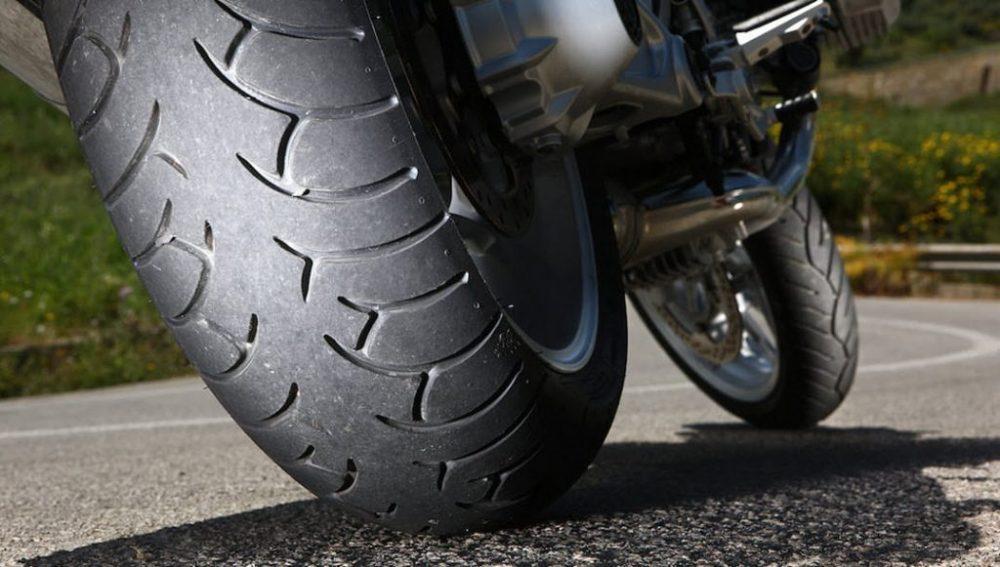 mantenimiento neumáticos moto