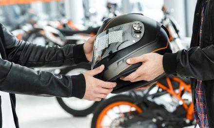 Consejos para llevar tu casco integral con seguridad