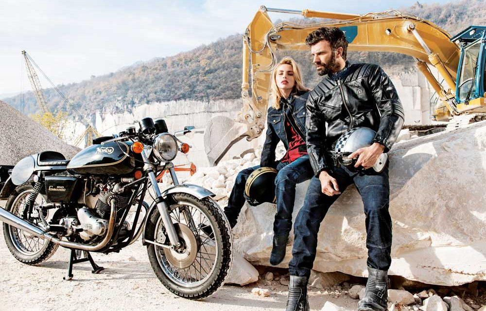 Chaqueta de moto de cuero consejos