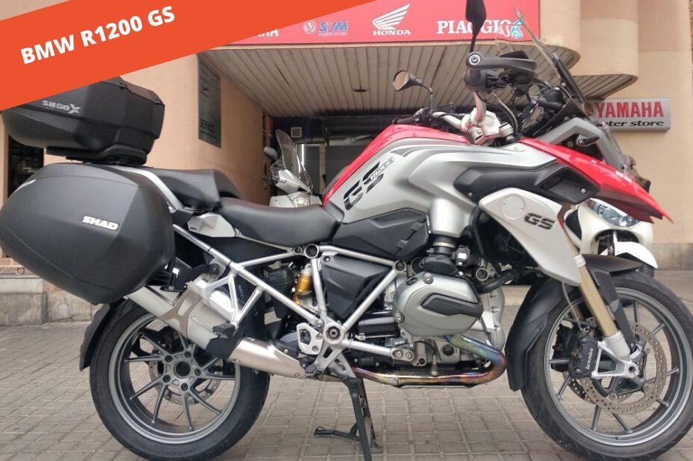 BMW R 1200 GS 2013 – 49.000 KM – 11.950 €