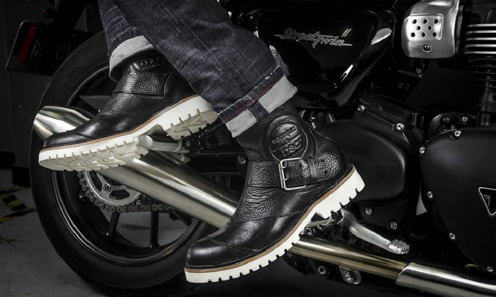 Consejos para elegir botas para moto