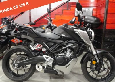 Honda CB 125 R 2018 – 7.505 KM – 3.400 €