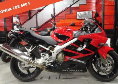 Honda CBR 600 F 2006 – 40.865 KM – 3.300 €