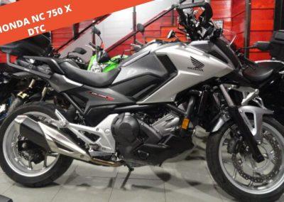Honda NC 750 X DTC 2017 – 8.546 KM – 7.200 €