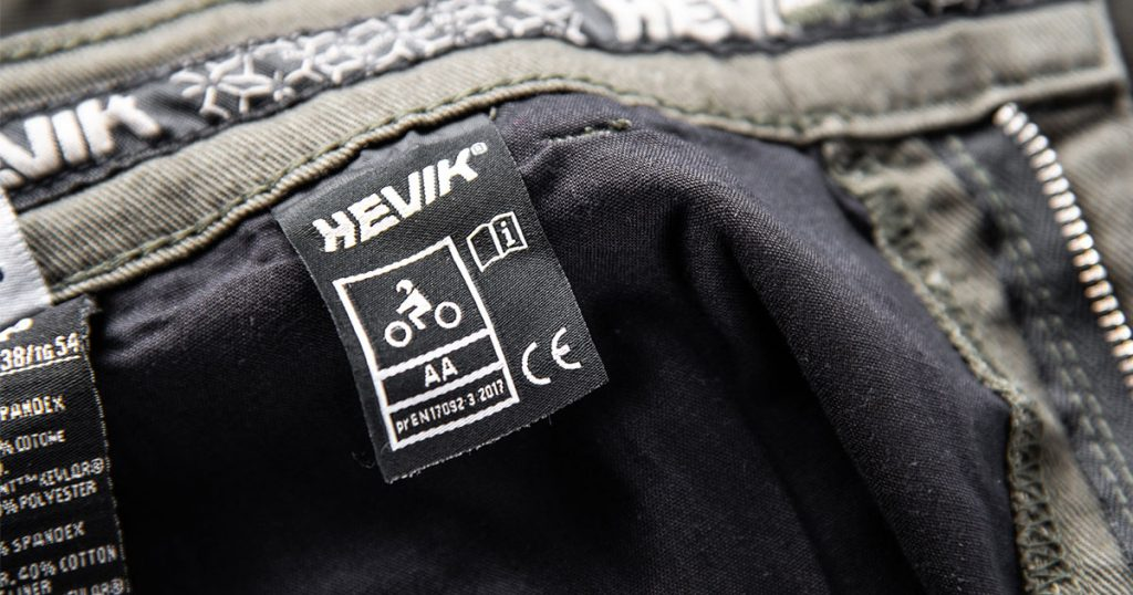 chaqueta moto homologada CE