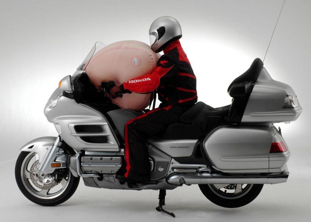 airbag Honda GL 1800 Goldwing