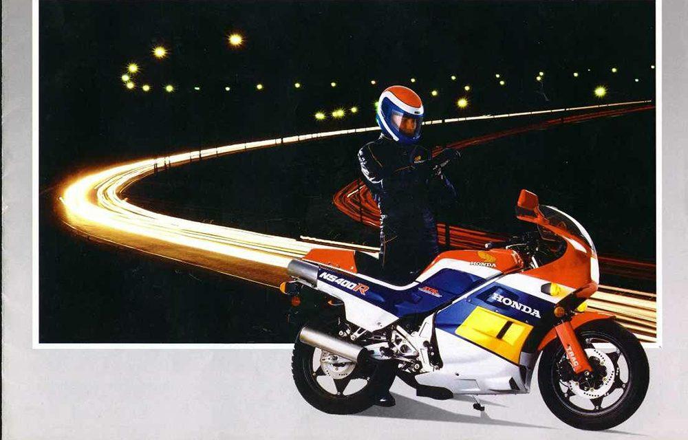 Las legendarias y superdeportivas joyas de 400cc de Honda
