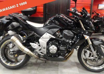Kawasaki Z 1000 2008 – 33.193 KM – 5.000 €