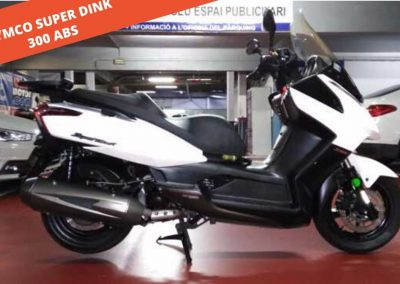 Kymco Super Dink 300 ABS 2011 – 45.000 KM – 1.890 €
