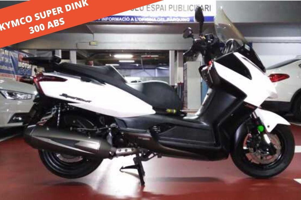 Kymco Super Dink 300 ABS 2011 – 45.000 KM – 1.890 €