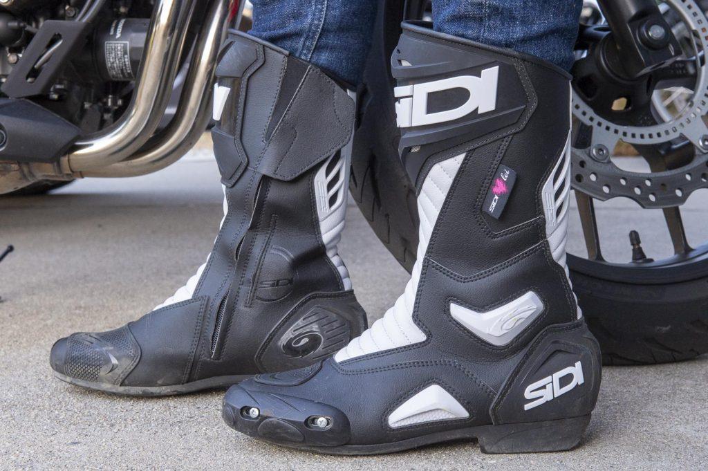 consejos para elegir botas de moto