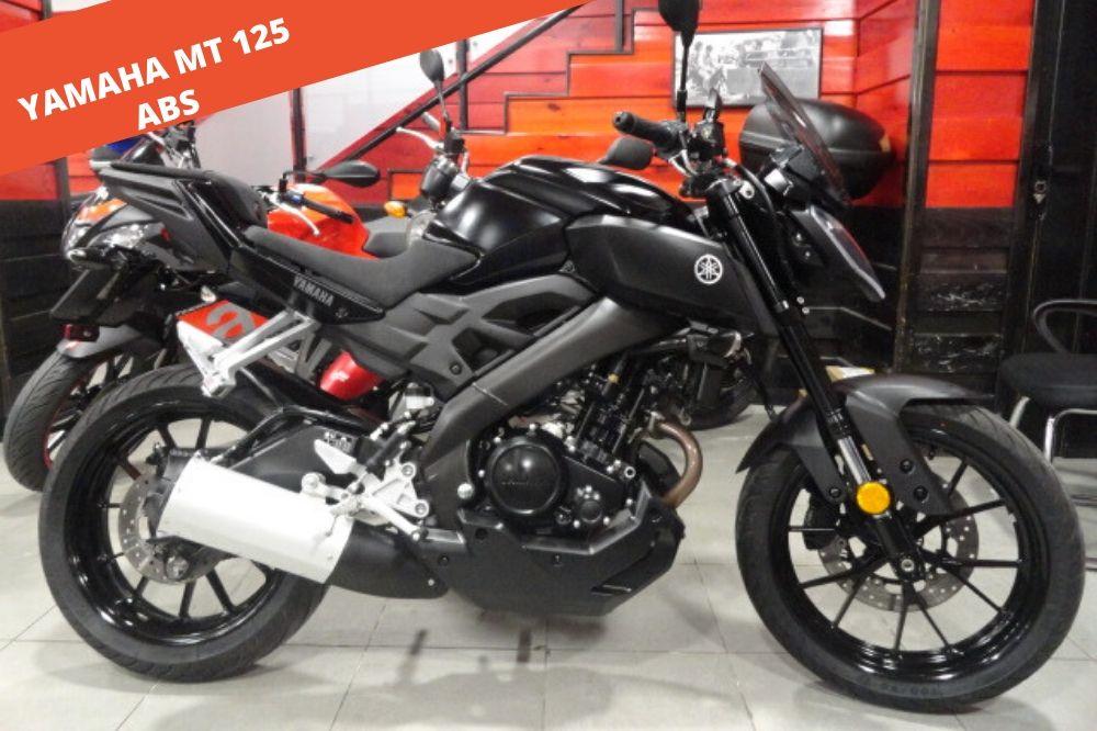 Yamaha MT 125 ABS 2019 – 5.627 KM – 3.900 €