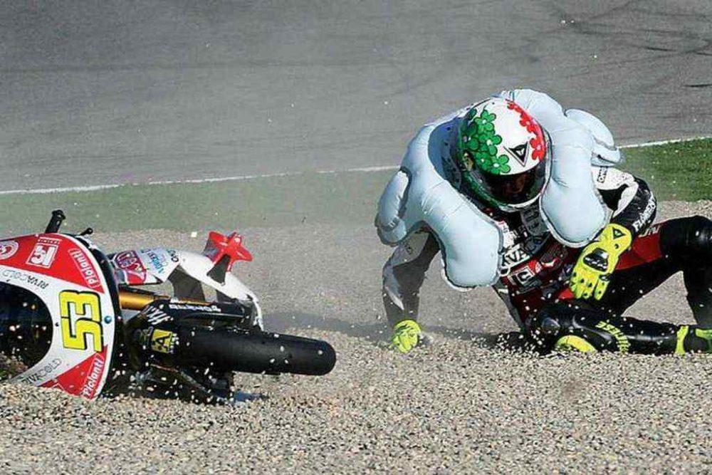 Airbag MotoGP