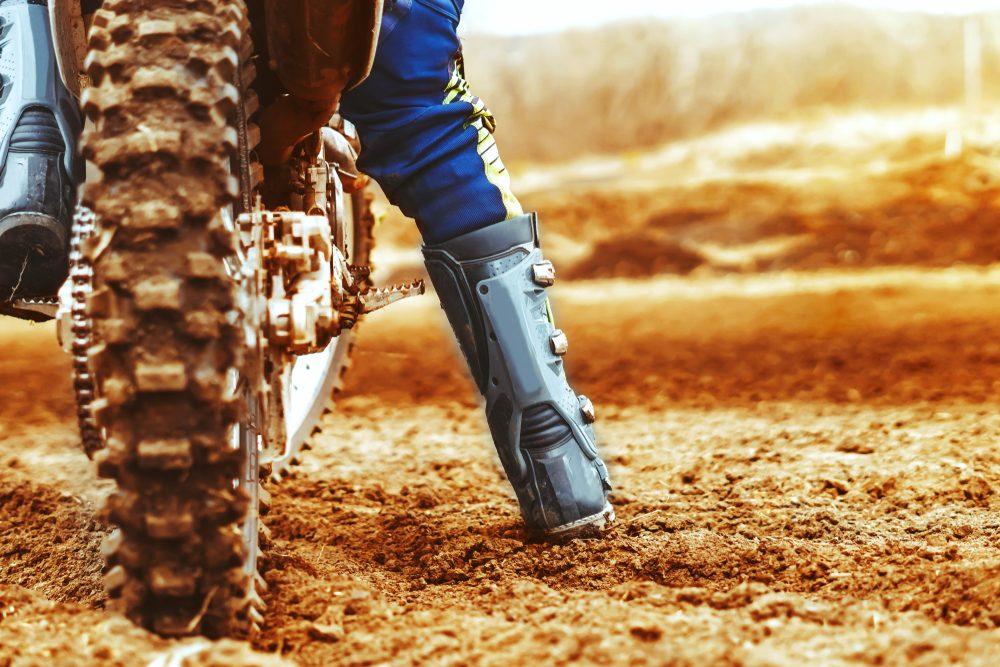 Botas de moto offroad
