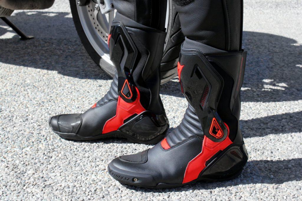 Botas para moto deportivas