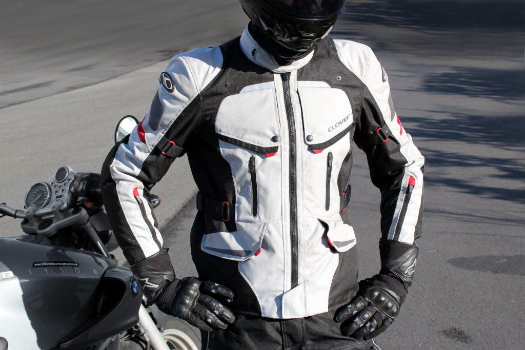 Chaqueta de moto de invierno vs chaqueta de moto de verano