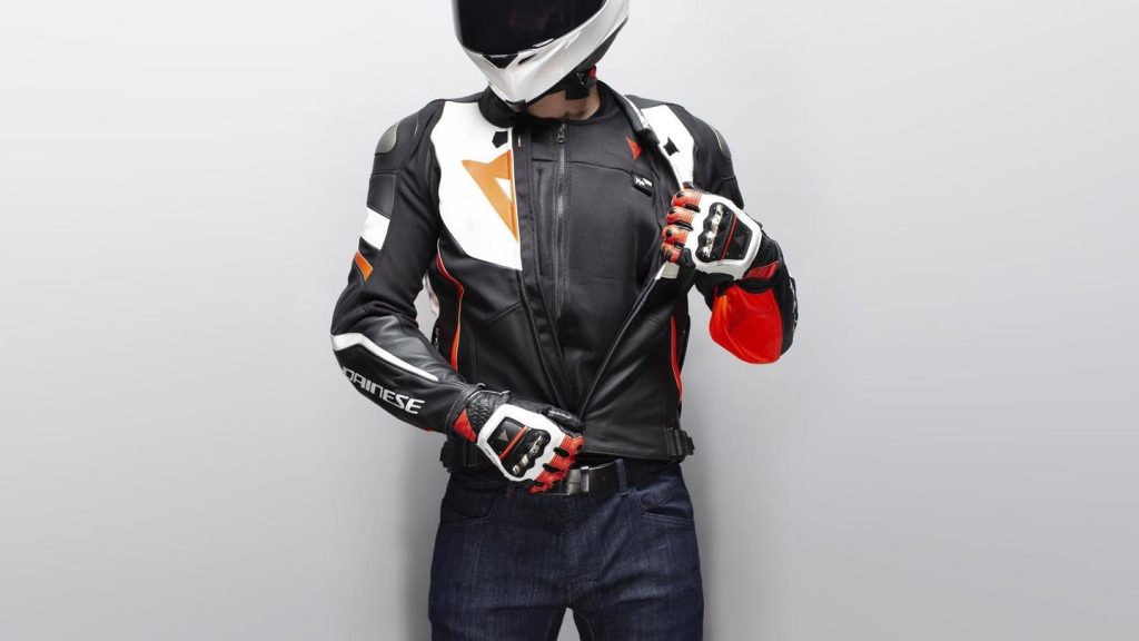 consejos para elegir chaqueta de moto