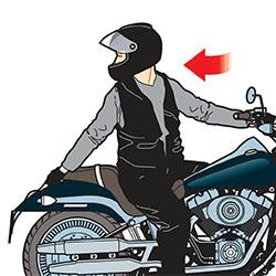 ejercicio prevenir lumbalgia motorista