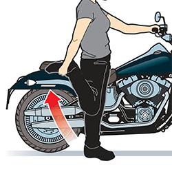 ejercicio prevenir citalgia motorista