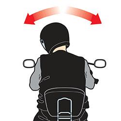Ejercicios para el dolor de cuello del motorista