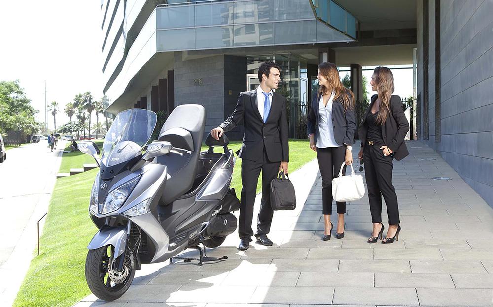 La moto como solución de movilidad frente al coronavirus