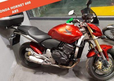 Honda Hornet 600 ABS 2008 – 35.000 KM – 3.550 €