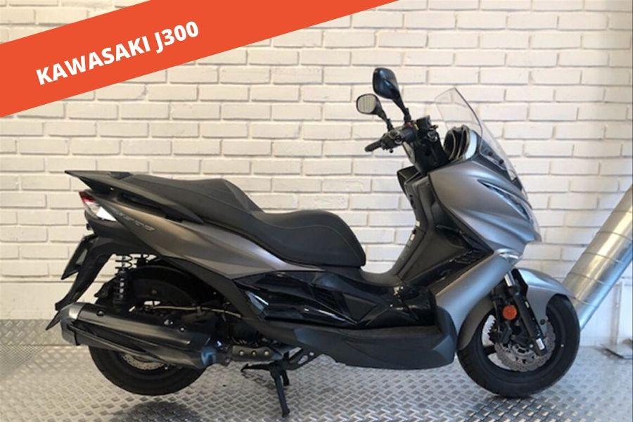Kawasaki J300 2017 – 27.581 KM – 3.300 €