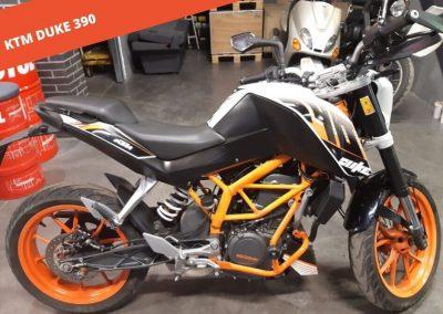 KTM DUKE 390 2014 – 38.000 KM – 2.950 €