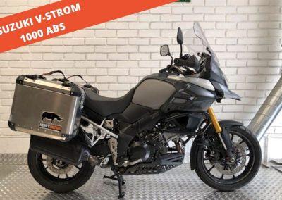 Suzuki V-Strom 1000 ABS 2016 – 35.724 KM – 10.000 €
