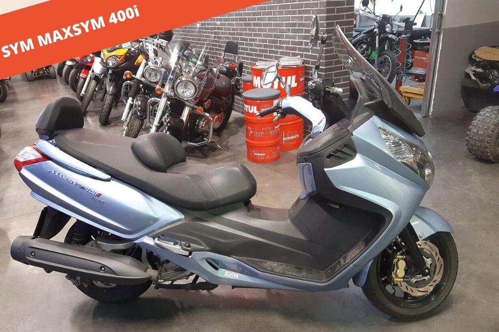 Sym Maxsym 400i ABS 2013 – 20.000 KM – 2.950 €