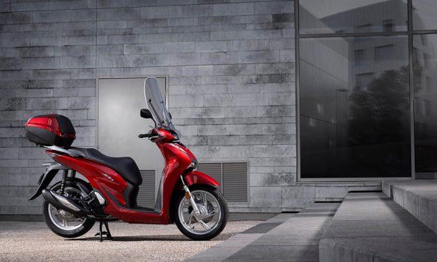 Los 5 mejores scooters de 125cc de gama media