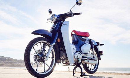 Honda Super Cub: el vehículo más vendido de la historia