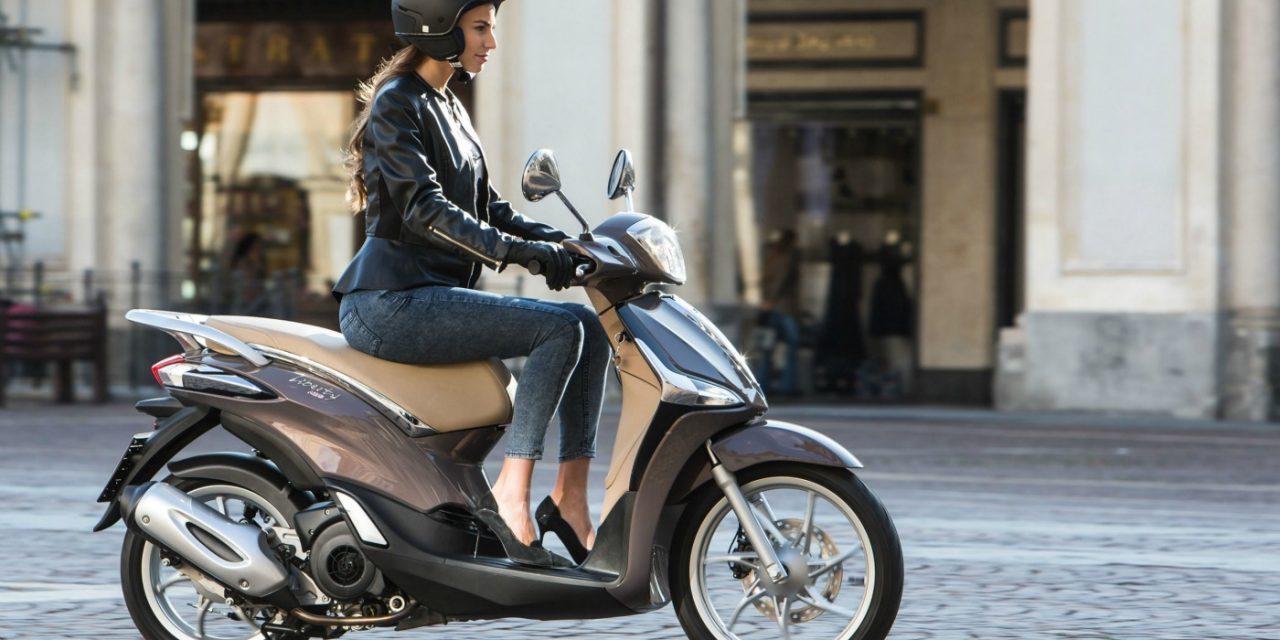 Los mejores scooters económicos de 125cc