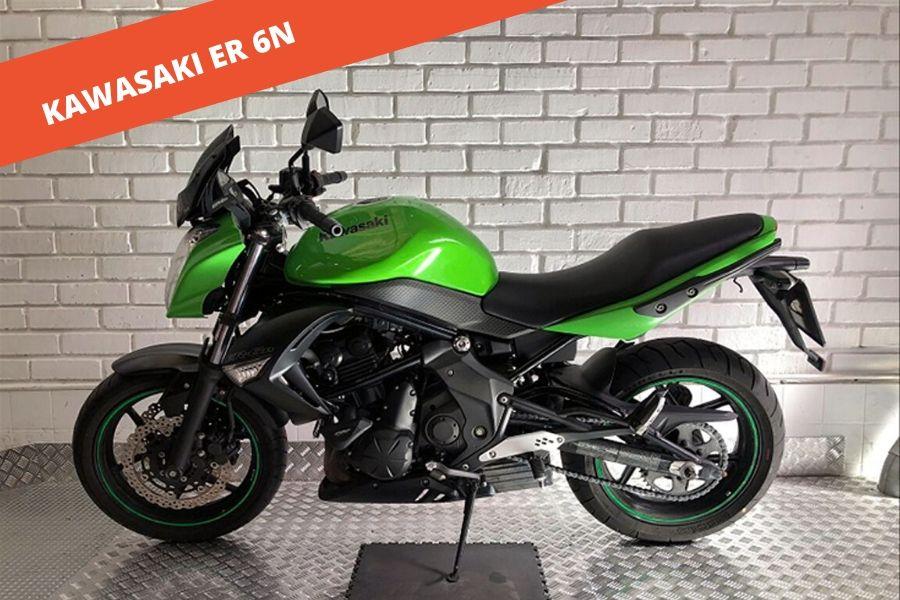 Kawasaki ER-6n 2010 | Agora Moto