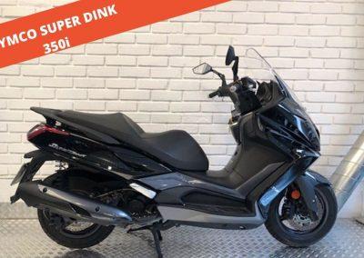 Kymco Super Dink 350i 2018 – 10.323 KM – 4.100 €