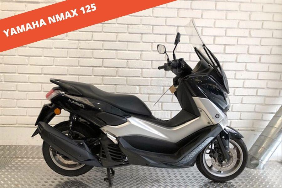 Yamaha NMAX 125 2015 – 19.725 KM – 2.300 €