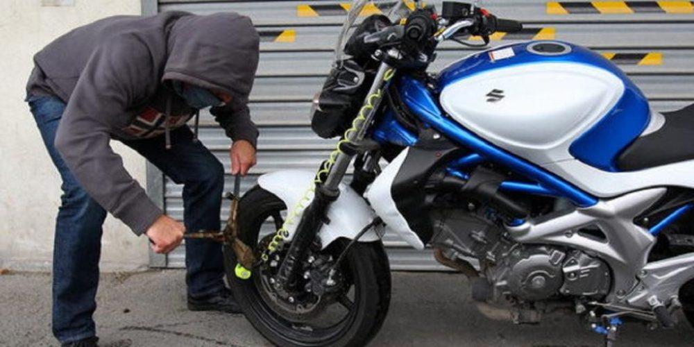 Me han robado la moto. ¿Qué puedo hacer?