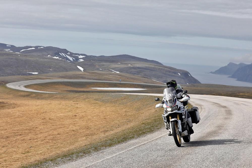 Ruta Motera - Cabo Norte Noruega
